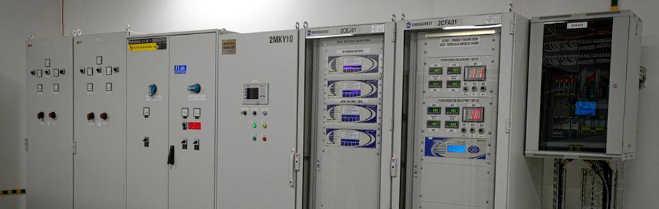 Control System : Doosan Škoda Power